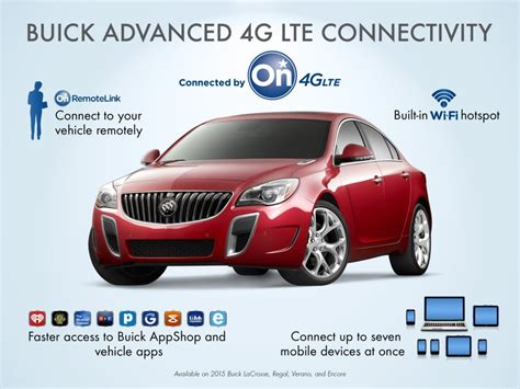 chevrolet appshop appshop 4g lte connectivity coming to buick this summer
