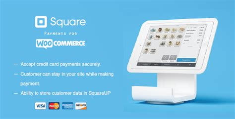 Square Credit Card Template by Square Up Payment Gateway For Woocommerce By Flycart