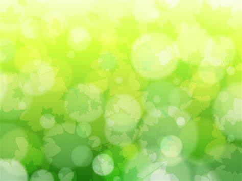 Beige Green green abstract nature ppt template ppt backgrounds
