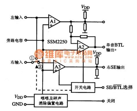 integrated circuit function and operation index 203 lifier circuit circuit diagram seekic