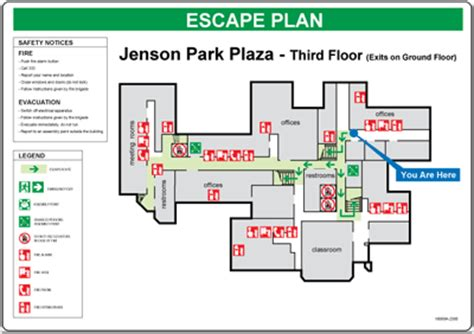 pics for gt hotel emergency exit plan sandiegosigns comemergency evacuation plans