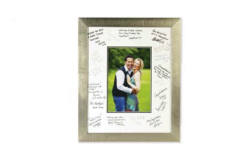 Choice Wedding Brochure Request by Signing Frame Products Aaron Murrell Photography