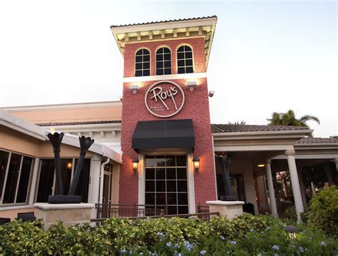 Roy S Restaurant Gift Card - aloha hour at roy s bonita springs south florida reporter