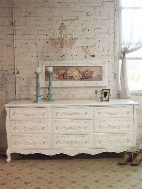 shabby chic dresser white painted cottage chic shabby white by paintedcottages 695 00 the painted cottage