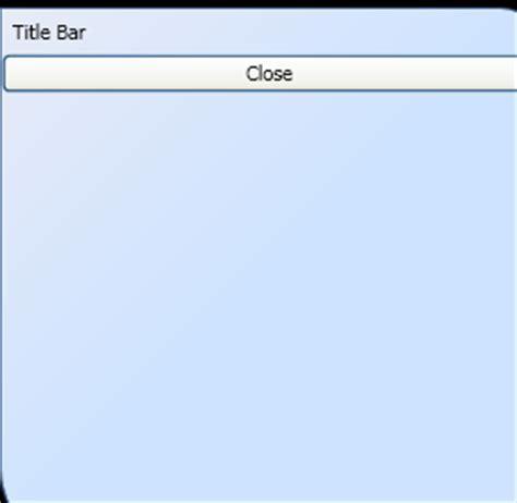 tutorial vb net wpf transparent window window style 171 windows presentation