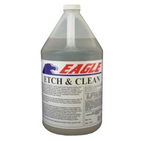 eagle 1 gal etch and clean for concrete in 4 1