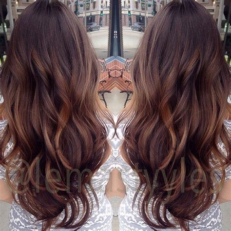 diy highlights for dark brown hair top 30 balayage hairstyles to give you a completely new