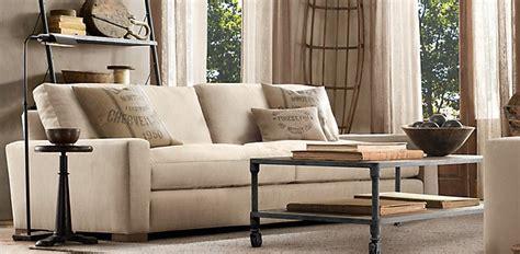 maxwell couch restoration hardware maxwell restoration hardware