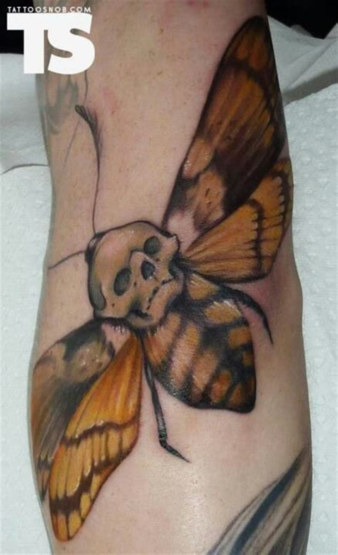 silence of the lambs moth tattoo silence of the lambs tattoos n