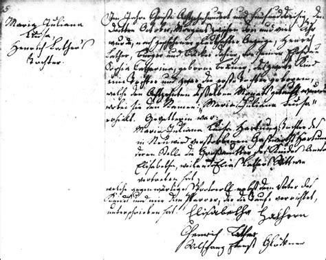 Hesse Darmstadt Birth Records The Birth And Baptism Of Juliana Luisa Lather 1835