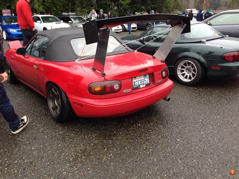 mazda miata ricer bad worst funny or ugly ricer car mod body kit rod fail
