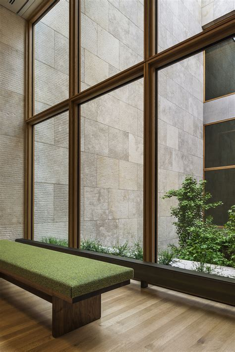 Barnes Foundation Gallery Of The Barnes Foundation Tod Williams Billie