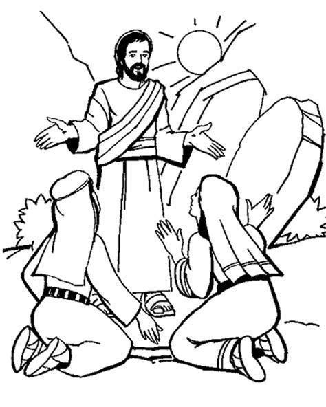 imagenes jueves santo para colorear dibujos de semana santa para colorear
