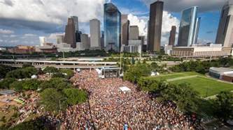 Tx To Houston Tx Eleanor Tinsley Park Houston Usa Dronestagram