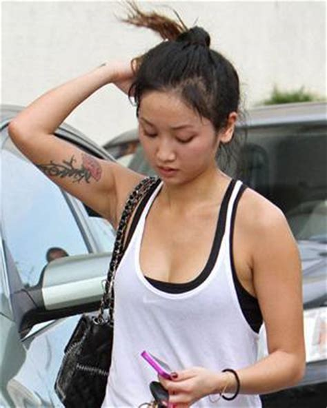 brenda song tattoos brenda song tattoos tattooed