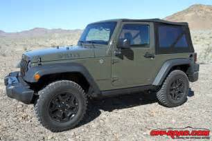 2016 jeep willys edition wrangler review road
