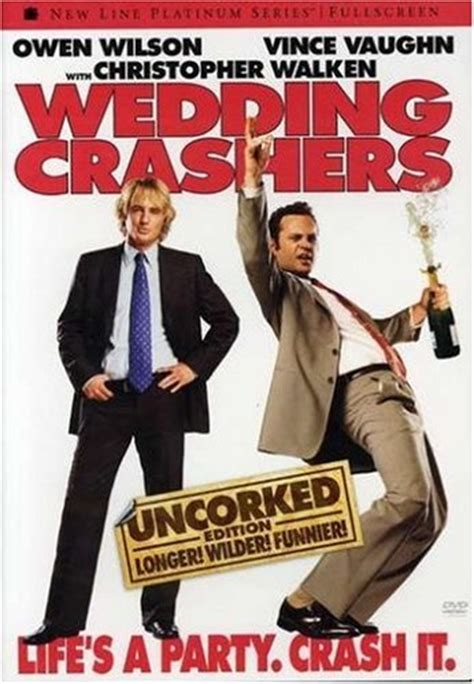Wedding Crashers Poster by Wedding Crashers Uncorked Poster J A R O D