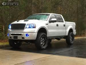 wheel offset 2006 ford f 150 aggressive 1 outside fender