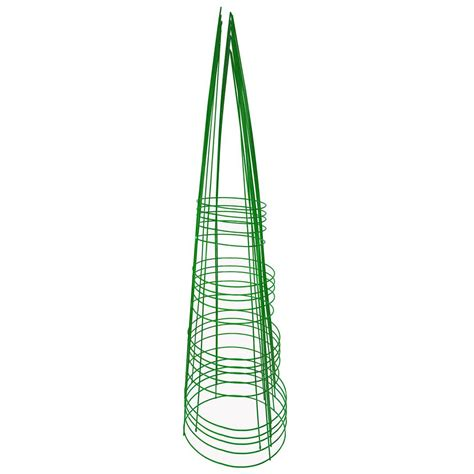 gilbert 54 in heavy duty green tomato cage 5