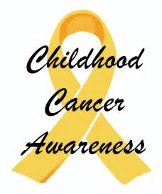 childhood cancer color childhood cancer awareness month two who