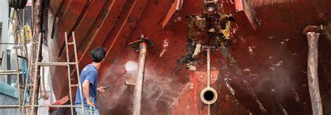 polyester boot laten stralen coating verwijderen 187 metaal beton en hout coatings belgi 235