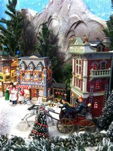 2011 lemax christmas display christmas village pinterest