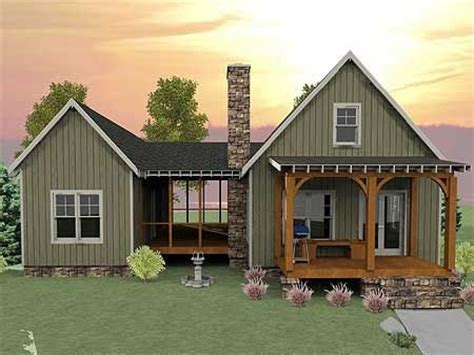 Small House Plans Porches Small House Plans With Screened Porch Small House Plans