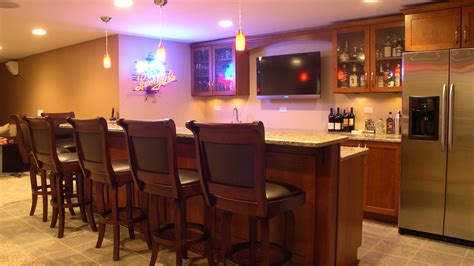 basement bar architectures basement finishing better house inc also