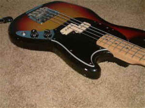 fender mustang craigslist craigslist vintage guitar hunt fender 1977 mustang bass