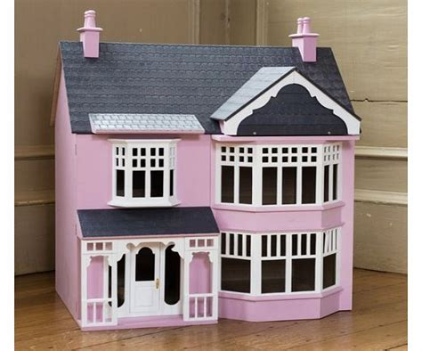 sue ryder dolls house sue ryder cream 3 storey fulham wooden dolls house kit no