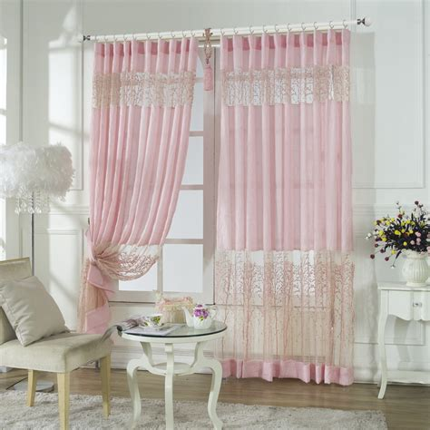 curtain patterns for bedrooms pink lace embroidery patterns curtains for bedroom