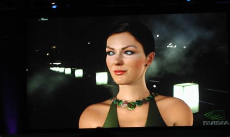 Adrianne Curry Teams Up With Nvidia by Rabb1t S Space Nvidia Series 8 Launch