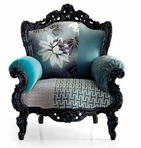 Armchair Blue Design Ideas Eye Catching Seating Items With A Quot Light Vintage Quot Look Freshome
