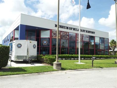 Kissimmee Records Front Entrance Of Museum Photo De Museum Of