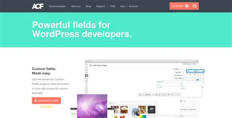 wordpress acf layout 6 free must have wordpress plugins for your website web