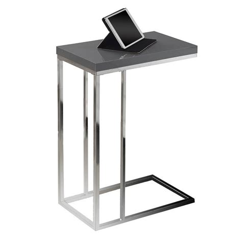 modern end tables jeffrey end table eurway modern savannah gray modern accent table eurway modern