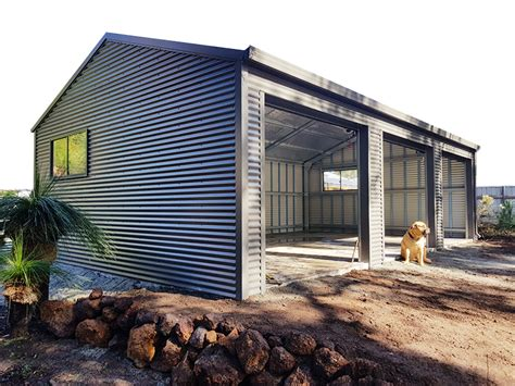 Shelter Sheds Australia by Spinifex Sheds Australia
