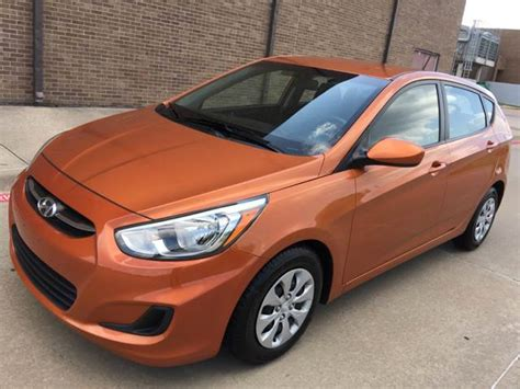 orange hyundai accent for sale used cars on buysellsearch