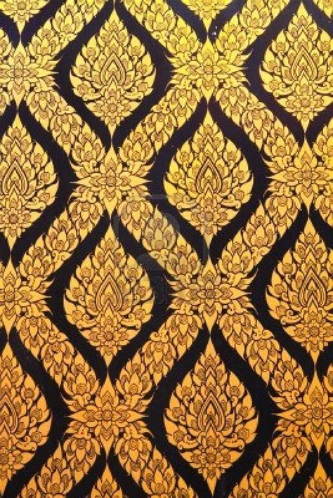 Thai Pattern History | thai art wall pattern for the home pinterest art