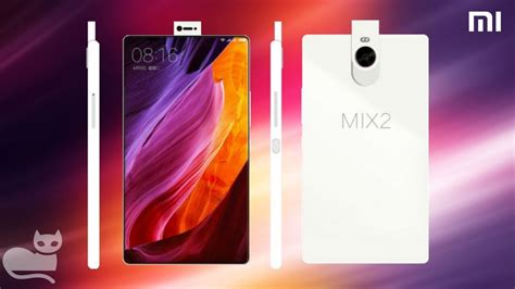 2 Mix One xiaomi mi mix 2 for 2017 with 99 screen to ratio it s stunning ᴴᴰ