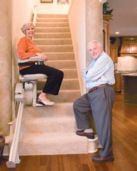 Stairs Lift For Elderly by Stair Lifts Improve Mobility For Seniors Elevator Design