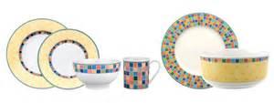 Wooden Tongs For Toaster Villeroy Amp Boch Porcelain Dinnerware 50 Piece Twist Alea