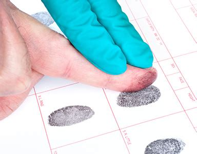 Fingerprint Based Background Check Healthcare Industry Alert 187 New Oklahoma Security