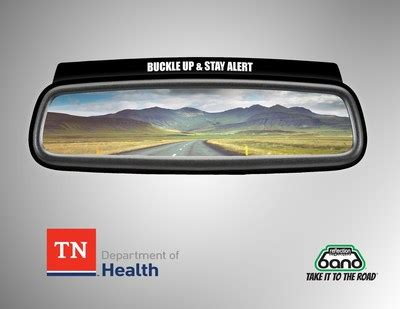 tennessee dept of motor vehicles tennessee department of health adopts reflection band llc