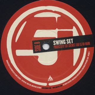 jurassic 5 swing set jurassic 5 acetate prophets c w swing set lp up above