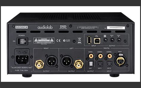 Audiolab M Dac audiolab m dac plus review what hi fi