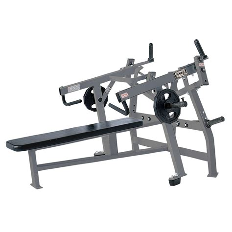 bench press for strength iso lateral horizontal bench press ilhbp