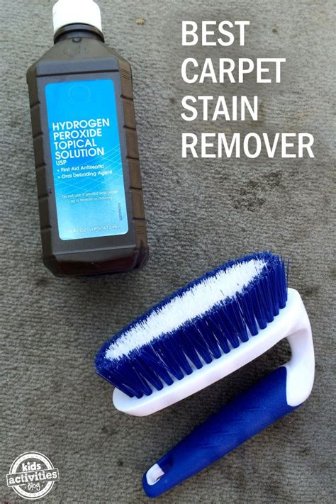 best rug stain remover 16 hydrogen peroxide cleaning recipes to clean almost everything