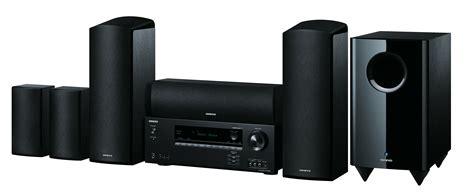 onkyo ht s5805 b 5 1 2 channel home theater system dolby