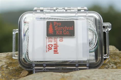pocket survival kit contents wilderness survival kits by pro survival kit